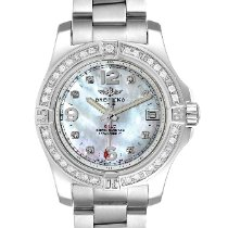 Breitling Colt 36 Steel 36mm Mother of pearl