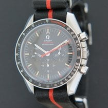Omega Speedmaster Professional Moonwatch Acciaio 42mm Nero