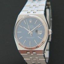 Rolex (ロレックス) デイトジャスト オイスタークォーツ ステンレス 36mm ブルー