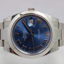 Rolex Datejust 126300-0017 Nieuw Staal 41mm Automatisch Nederland, Rijnsburg