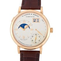 A. Lange & Söhne Manual winding White 41mm pre-owned Grand Lange 1