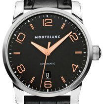 Montblanc Steel 42mm Automatic 110337 new United States of America, California, Moorpark