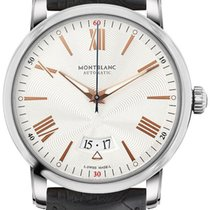 Montblanc 4810 Steel 42mm White Roman numerals United States of America, California, Moorpark