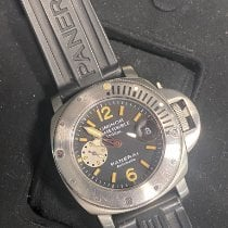 Panerai Steel Automatic Pam 6541 pre-owned