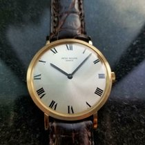 Patek Philippe Yellow gold 33mm Manual winding Calatrava pre-owned United States of America, California, Beverly Hills