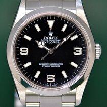 Rolex Explorer Ατσάλι 36mm Μαύρο Ελλάδα, Athens