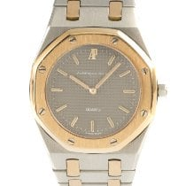 Audemars Piguet Royal Oak Lady Золото/Cталь 31mm Cерый