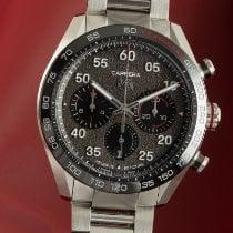 TAG Heuer Carrera Porsche Chronograph Special Edition Ceramic 44mm Grey
