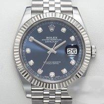 Rolex Datejust 126334 Очень хорошее Золото/Cталь 41mm Автоподзавод