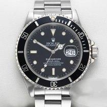 Rolex 16610 Stahl 1991 Submariner Date 40mm gebraucht Deutschland, München