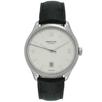 Montblanc Heritage Chronométrie Steel 41mm Silver Arabic numerals United States of America, New Jersey, Cresskill