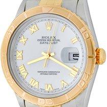 Rolex Datejust Turn-O-Graph Steel 36mm White Roman numerals United States of America, Texas, Dallas