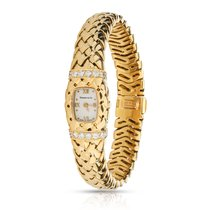 Tiffany Yellow gold 16mm Quartz pre-owned United States of America, New York, New York