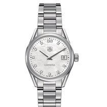 TAG Heuer Carrera Lady Acero 32mm Madreperla Sin cifras España, Spain