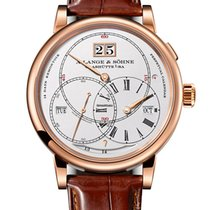 A. Lange & Söhne Rose gold 45.5mm Chronograph 180.032 new