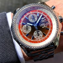 Breitling Bentley GT Сталь 45mm Красный