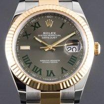 Rolex Datejust 126333-0019 Não usado Ouro/Aço 41mm Automático