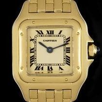 Cartier Panthère 1070 Very good Yellow gold 22mm Quartz United Kingdom, London