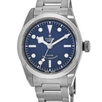 Tudor Black Bay 36 No numerals United States of America, New York, Brooklyn