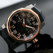 Corum Admiral's Cup Competition 48 48mm Negro Sin cifras