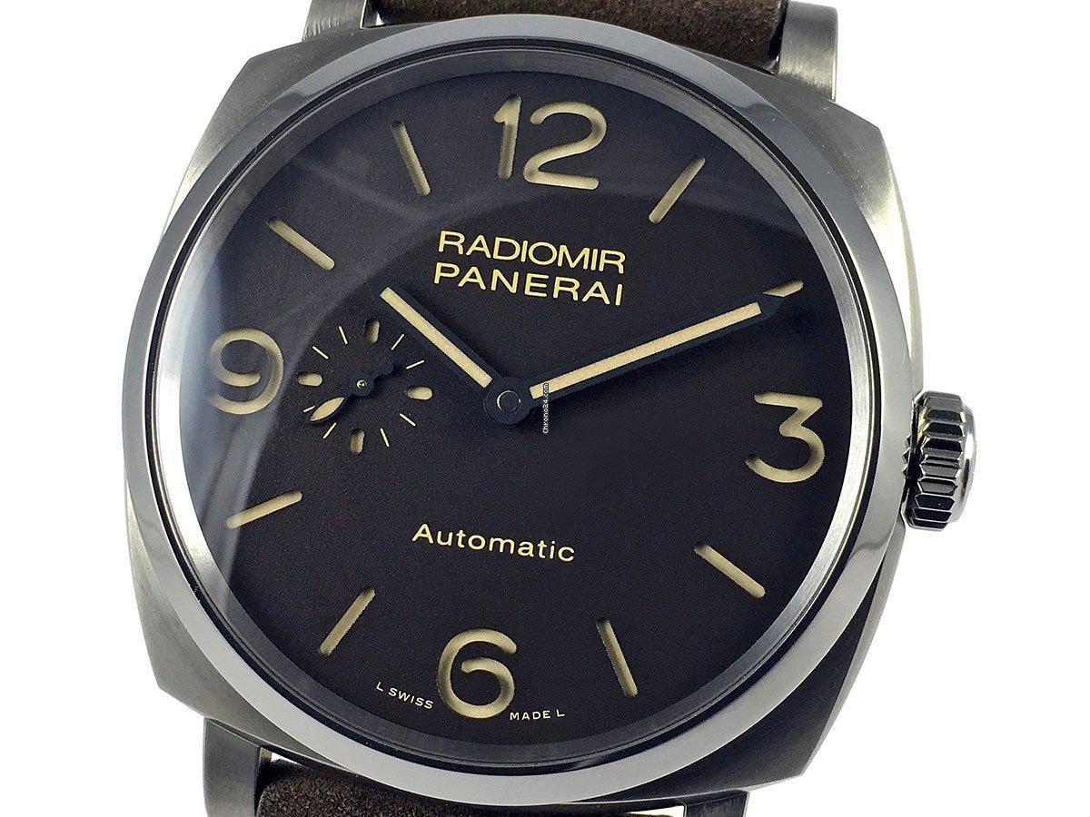 Panerai Radiomir 1940 3 Days Automatic PAM 00619 2019 usados