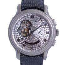 Zenith El Primero Chronomaster neu Automatik Chronograph Uhr mit Original-Papieren 9512604021