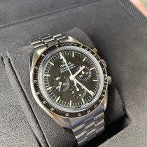 Omega Speedmaster Professional Moonwatch neu 2021 Handaufzug Chronograph Uhr mit Original-Box und Original-Papieren 310.30.42.50.01.002