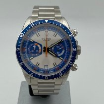 Tudor Heritage Chrono Blue new 2018 Automatic Chronograph Watch with original box and original papers M70330B-0004