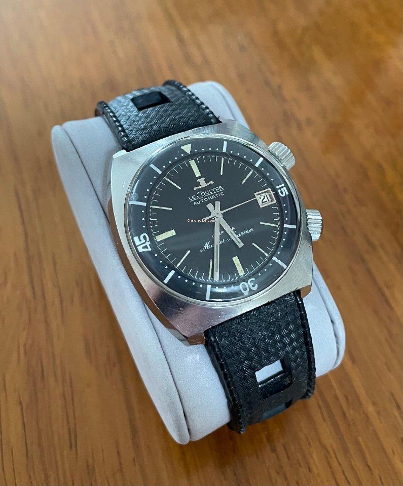 Jaeger-LeCoultre Deep Sea Chronograph E558 1967 pre-owned