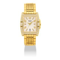 Piaget Upstream Yellow gold 33mm Silver United States of America, New York, New York