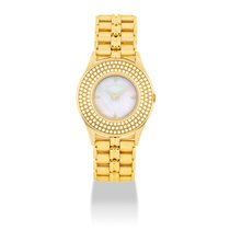 Mauboussin Yellow gold 34mm Manual winding pre-owned United States of America, New York, New York