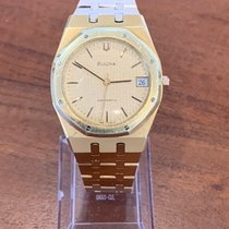 Bulova Gold/Steel 35mm Automatic Bulova pre-owned