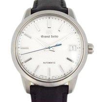 Seiko Titanium Automatic White 40mm pre-owned Grand Seiko