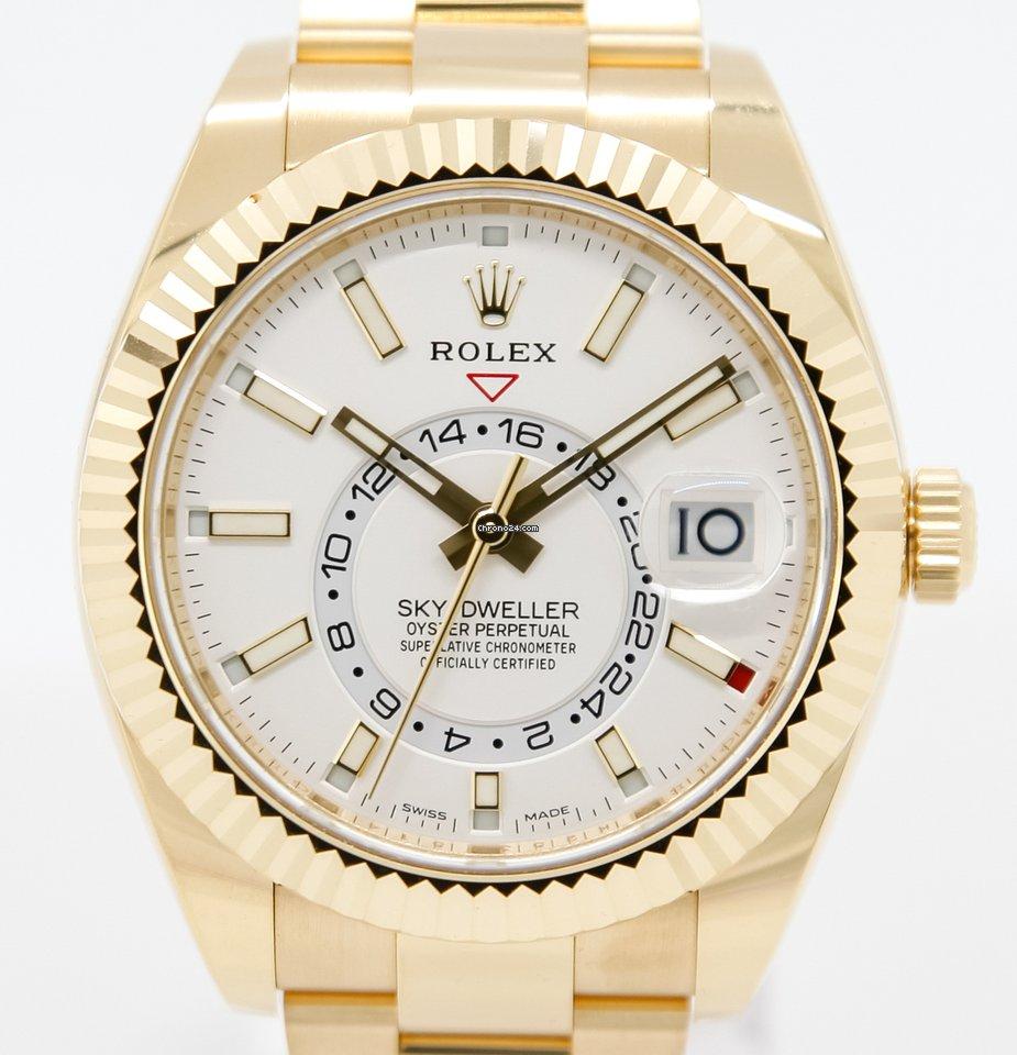 Rolex Sky-Dweller 326938 2021 nov