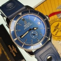 Breitling Superocean Heritage A37320 Very good Steel 38mm Automatic Indonesia, Jakarta