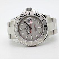 Rolex Yacht-Master 40 Сталь 40mm Cерый