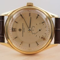 Vacheron Constantin Yellow gold 35mm Automatic 4958 pre-owned