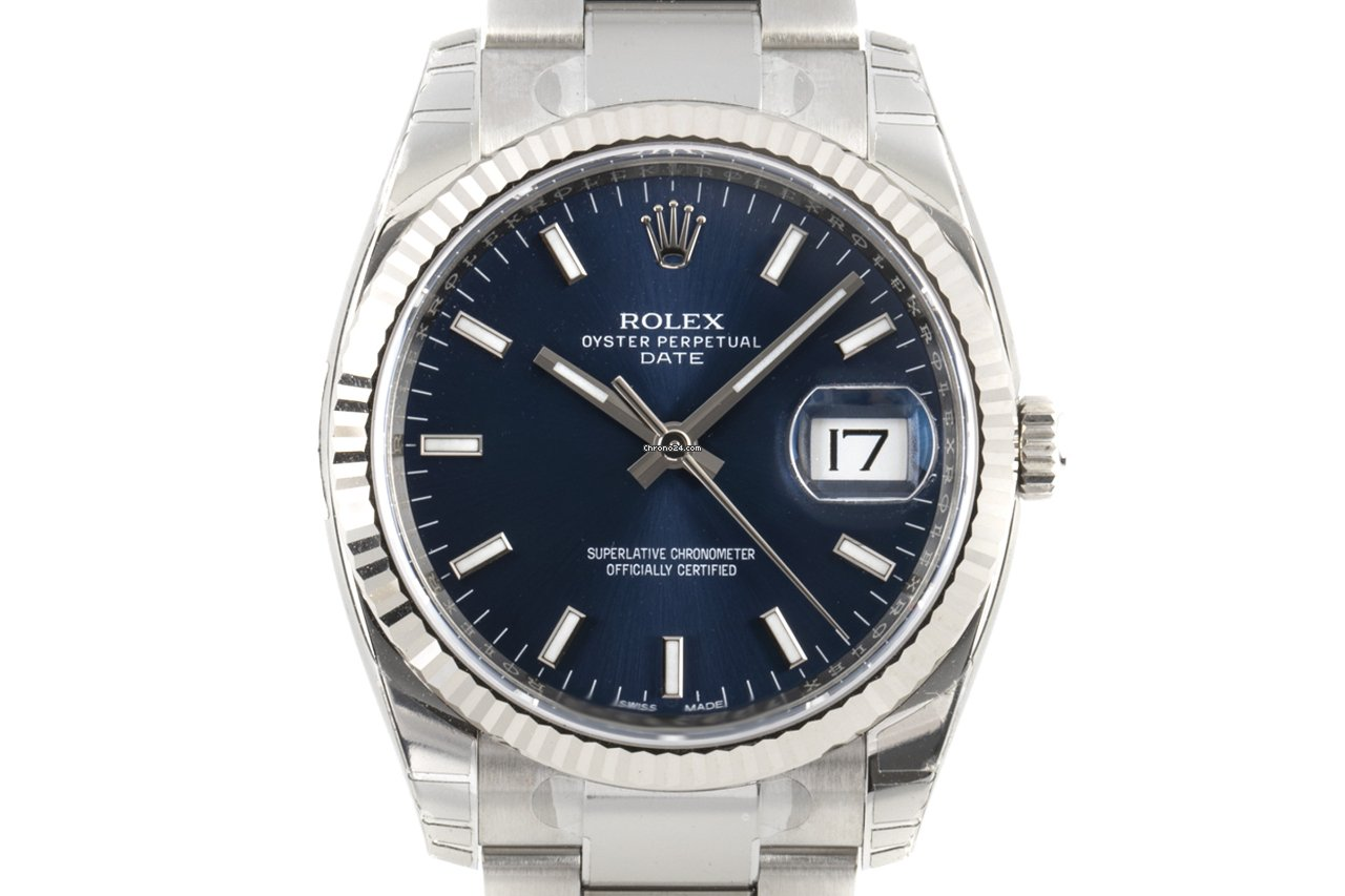 Rolex Oyster Perpetual Date 115234 2021 new