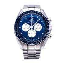Omega Speedmaster Professional Moonwatch gebraucht 42 mmmm Chronograph Stahl