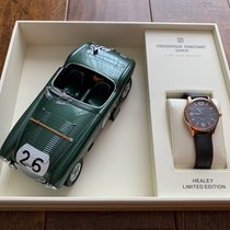 Frederique Constant Vintage Rally Steel 40mm United States of America, Texas, Sugar Land