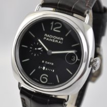 Panerai Radiomir 8 Days Steel 45mm Black Arabic numerals United States of America, Ohio, Mason