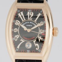 Franck Muller Conquistador 8005 SC Very good Rose gold 35mm Automatic