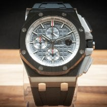 Audemars Piguet Royal Oak Offshore Chronograph Ceramic 44mm Grey No numerals United States of America, Arizona, Mesa
