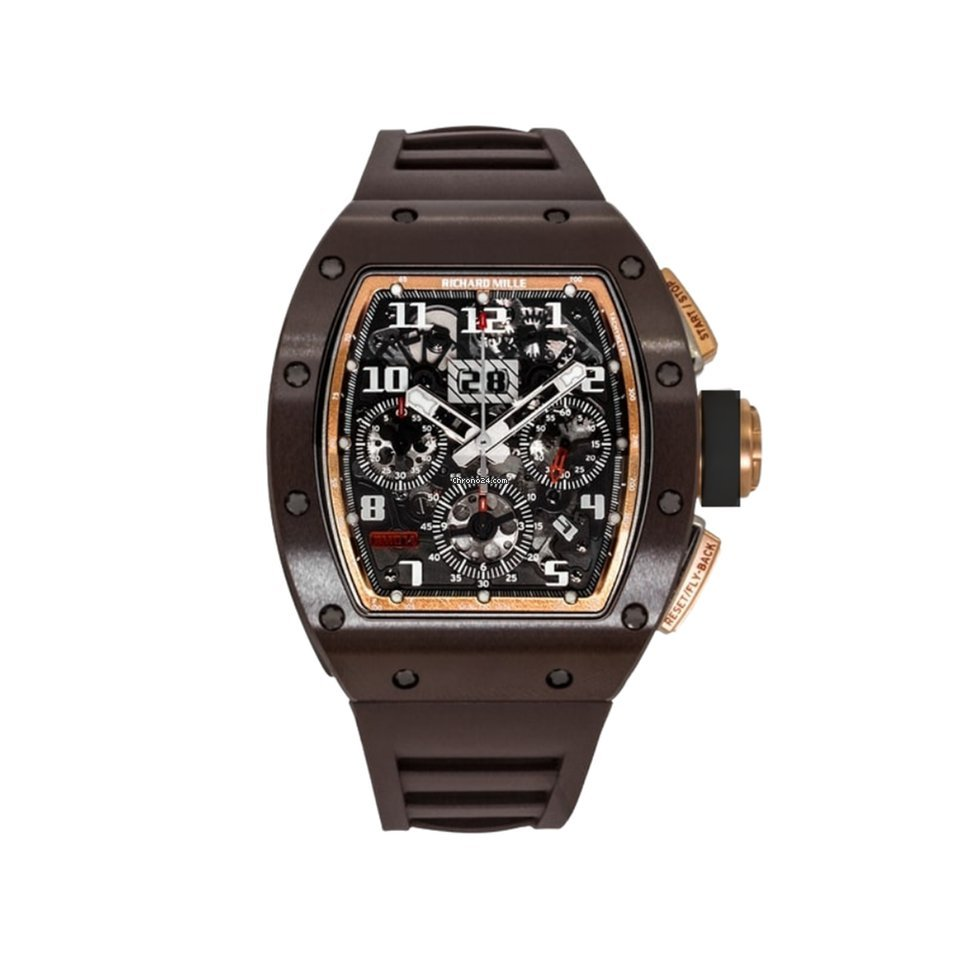 Richard Mille RM 011 RM011 Asia Edition 2016 pre-owned