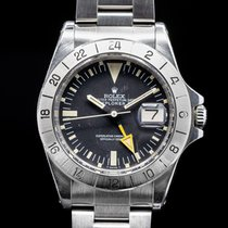 Rolex 1655 Steel Explorer II 39mm United States of America, Massachusetts, Boston