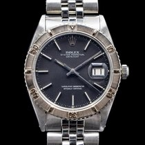 Rolex Datejust Turn-O-Graph Ouro/Aço 36mm