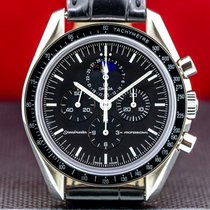 Omega Speedmaster Professional Moonwatch Moonphase Steel 42mm United States of America, Massachusetts, Boston