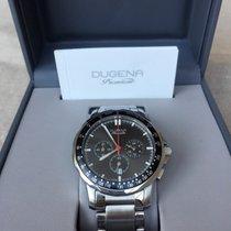 Dugena Steel 40mm Quartz 7000015 pre-owned