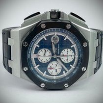Audemars Piguet 26401PO.00.A018CR.01 Platinum Royal Oak Offshore Chronograph 44mm pre-owned United States of America, Florida, Miami
