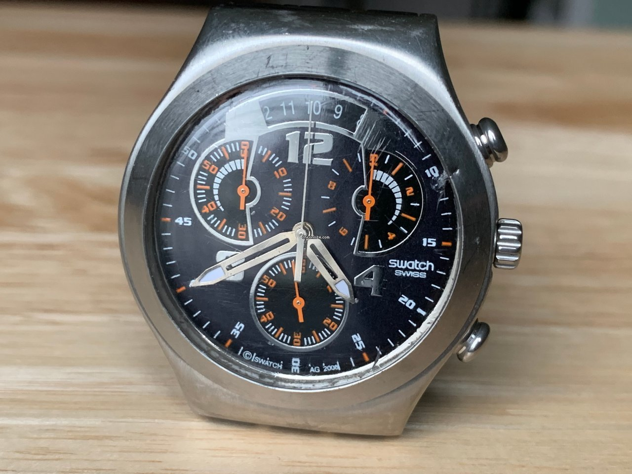 Swatch pre-owned